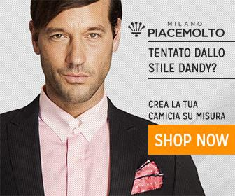 Piacemolto Tailored shirts, cufflinks & pocket squares