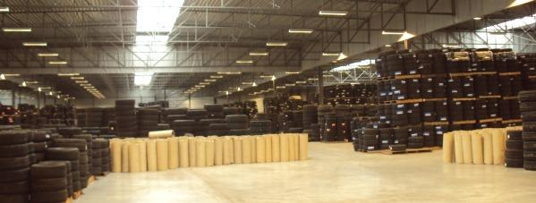 view our warehouse 150.000 tyres in stock passenger, light truck, truck, 4x4