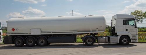Tanktransporte