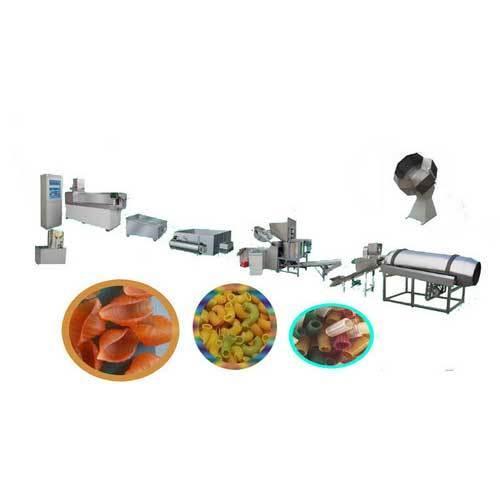 Pellets/Snacks Frying Line