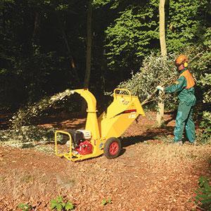 JO BEAU M300 woodchipper