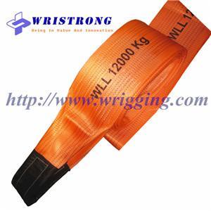 EUROPEAN STANDARD 12T lifting webbing sling