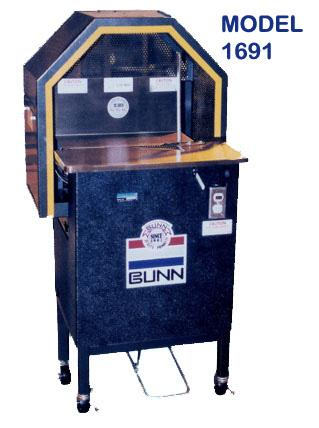 BUNN Standard Model 1691 for tying mail, printed materials, boxes, bakery boxes etc..