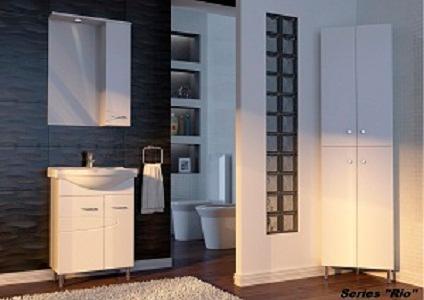 "Bathroom furniture set ""Rio"""