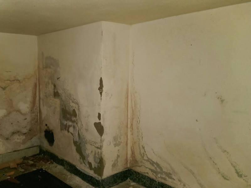 Tecnologia per eliminare umidità dai muri.