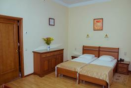 Rooms size (without WC and balcony) 18-20 sq.m  Sea view, shower and toilet, balcony (loggia)