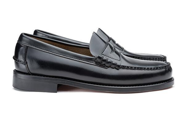 Classic Penny Loafer by Castellano 1920 Madrid