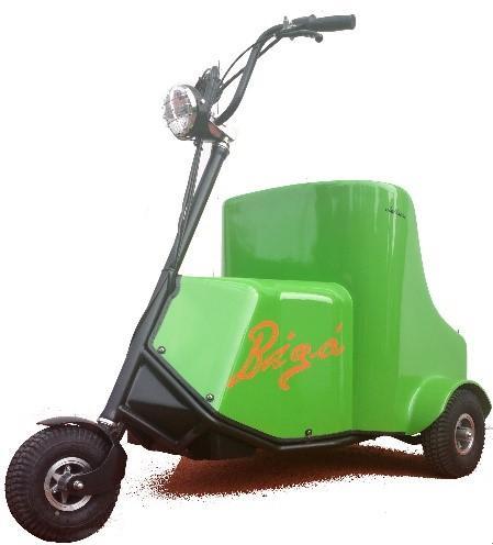 Small eletric tractor Bigà.