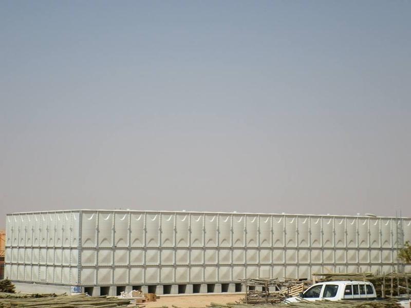 Installed in Tabrek