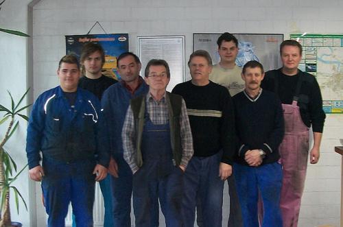 Werkstattteam