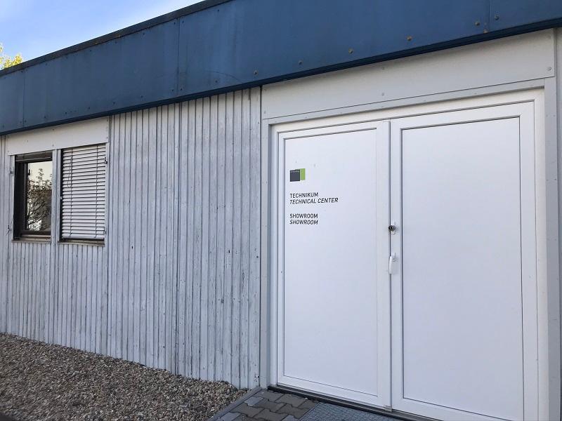 Technikum und Showroom