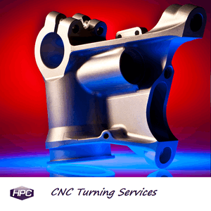HPC - CNC Turning Services