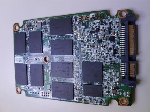Datenrettung und Datenanalyse SSD
