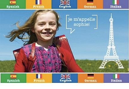 Language courses for kids and teens