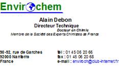 Fabricant de biocides : gamme de biocides pour traitements industriels. Fabricant d'insecticides  industriels. Distributeur de raticides, produit de dératisation et accessoires anti-rongeurs.