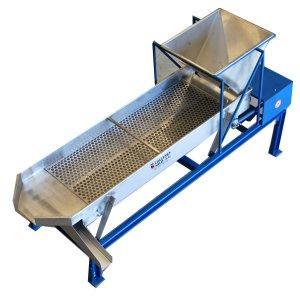 Fabricada con Acero al carbono (chasis) y resto de elementos en acero inoxidable. Producto ACREDITACION NORMATIVA CE