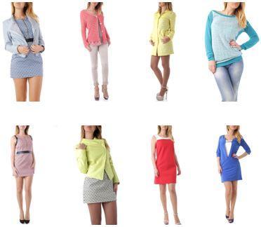 Italian wholesale clothing