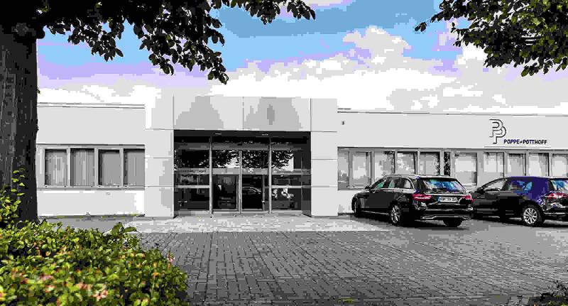 Firmensitz in Nordhausen