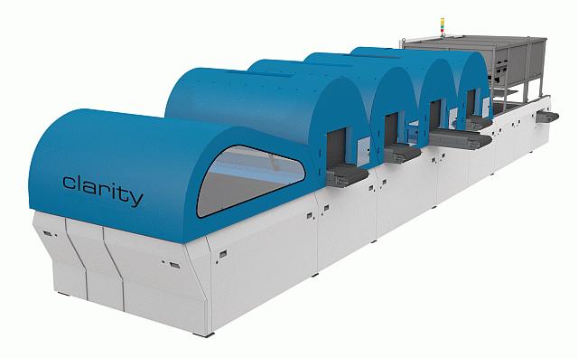CLARITY plastic wird exakt an die Aufgabenstellung angepasst: vom kompakten 2-Wege-System oder Bandsortiersystemen bis hin zu einer einzigartigen Mehr-Wege-Sortierlösung.