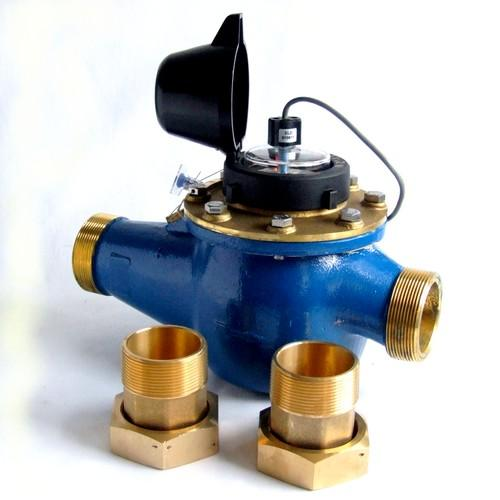 "Multi-jet and Turbine Water Meters from 1/2"" BSP to 12"" Flanged. Hot Water meters 1/2"" to 2"" BSP. Available with electric outputs.."