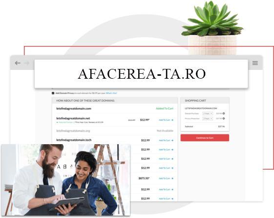 Inregistrare domenii .ro