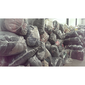 25kg Sacks Of Used Clothes