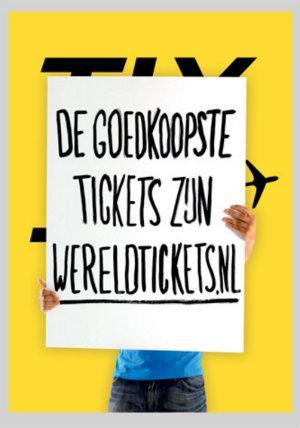 Wereldtickets.nl Campaign