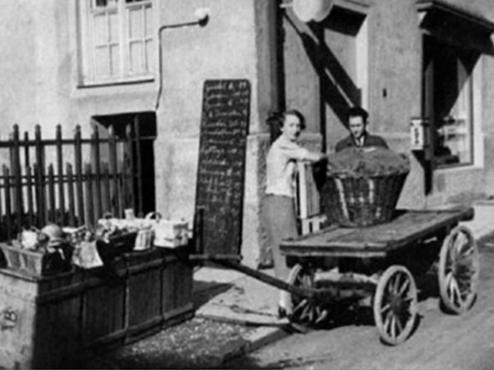 Firmengründung im Jahr 1936