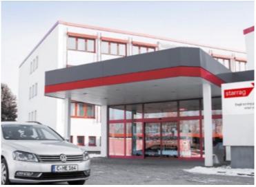 Starrag GmbH / Chemnitz
