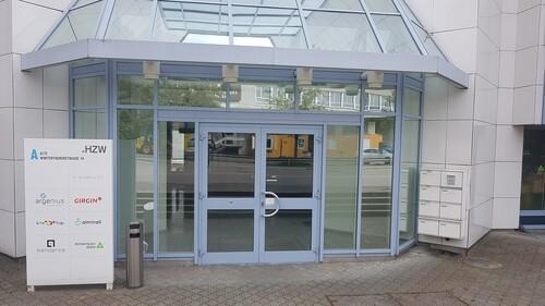 Eingang Alte Winterthurerstrasse