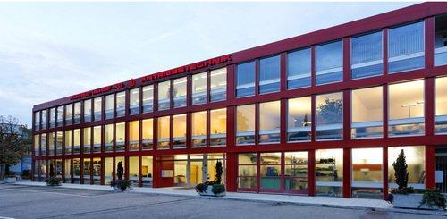 Hauptsitz in Münchenstein