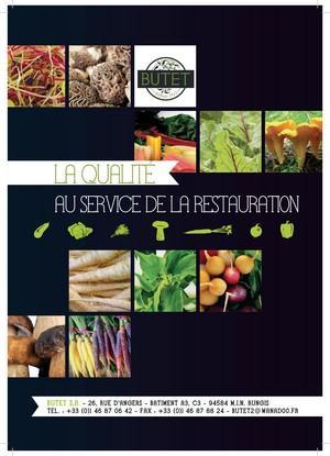 BUTET: la qualité depuis 1912. Nous sommes grossiste de champignons à Rungis et nous commercialisons tous les champignons.
