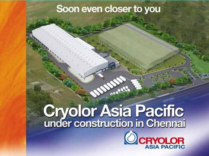 Cryolor Asia Pacific