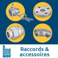 Raccord en acier inoxydable - Stainless steel unions