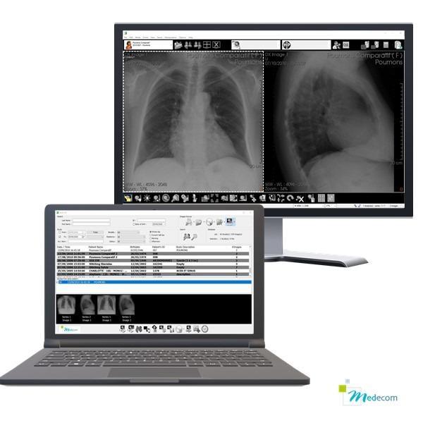 Med Diag - Console de diagnostic