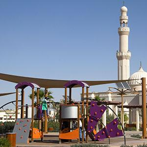 Galopín Playground in Al Mushainah 3, Dubai (UAE)