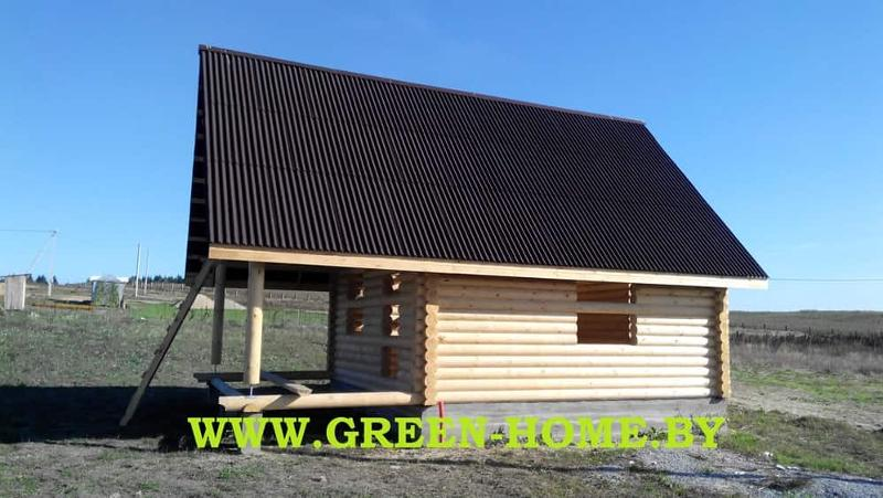 Chalet solid wood
