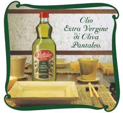 Olio d'oliva Extravergine Pantaleo