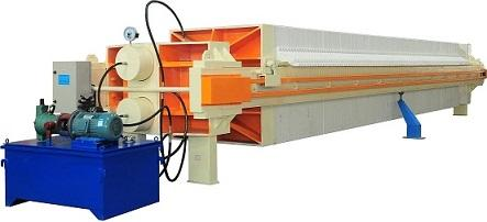 Hydraulic Chamber Filter Press