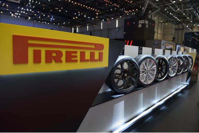 Tires for cars and motorcycles- PIRELLI