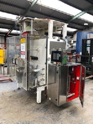 sandiacre TG600 Form Fill Seal Machine