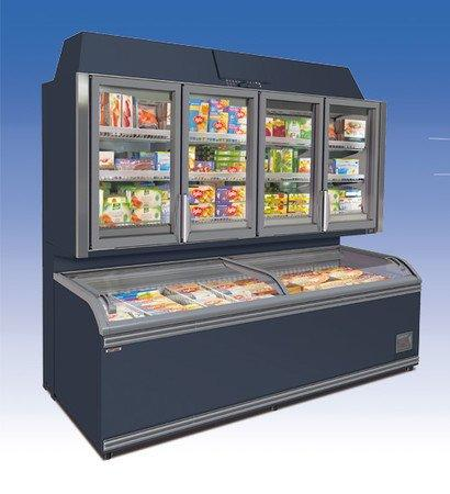 Kinley XL Tiefkühl-Überbauschrank