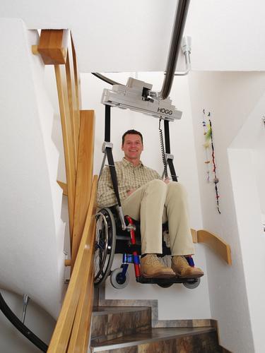 Deckenlift Rollstuhl