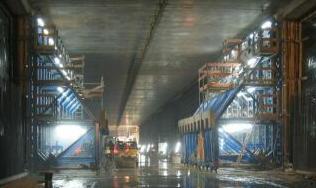 Tunnelschalungen