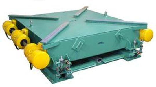 Vibrating Tables for various applications in different industries.
