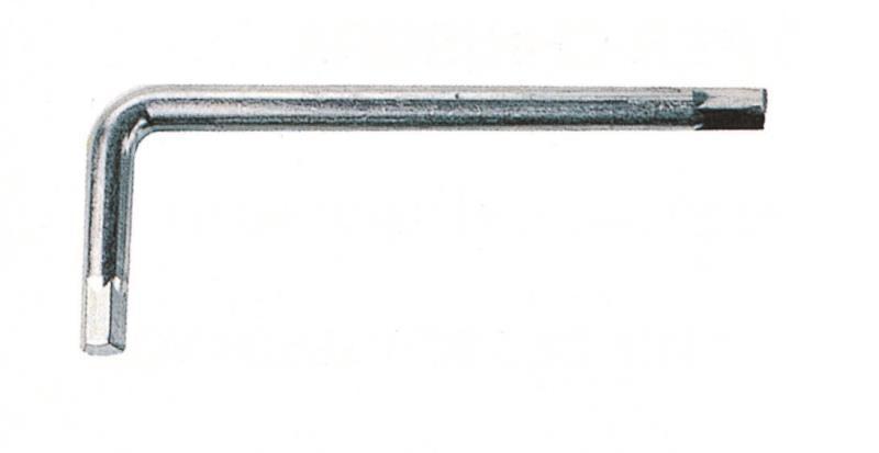 Chiave per esagono incassato brugola