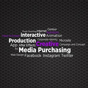 production, creative, interactive, app, media building