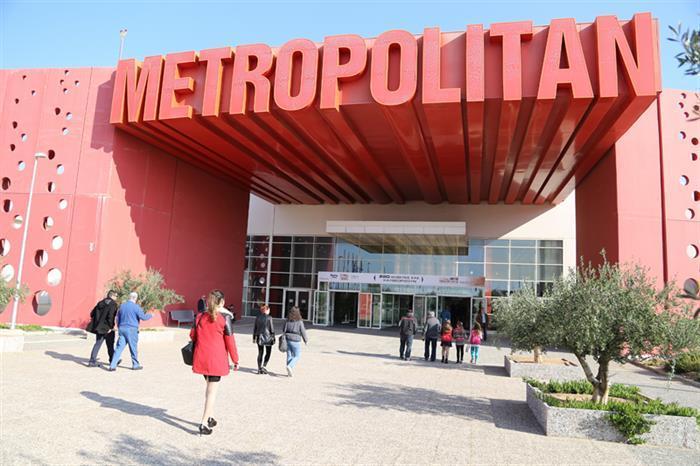 Exhibition premises