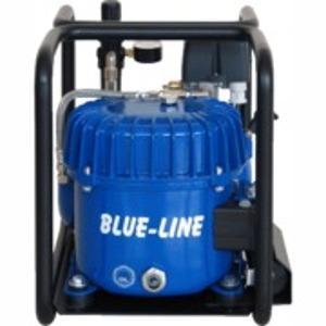 Planet Air BLUE-LINE flüsterleiser airbrush Kompressor L-B50-4