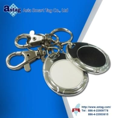 Feature: RFID key tags. Attendance / access control. Key chain style.